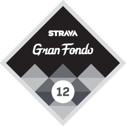 Gran Fondo 12 logo