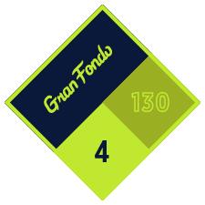 Gran Fondo 130 logo