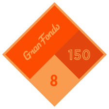 Gran Fondo 150 logo
