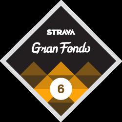 Gran Fondo 6 logo