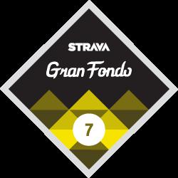 Gran Fondo 7 logo