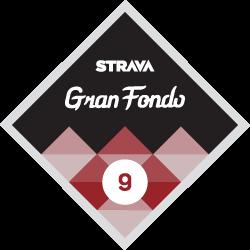 Gran Fondo 9 logo