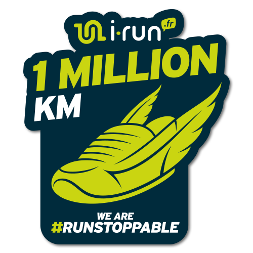 WE ARE RUNSTOPPABLE logo