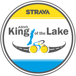 Strava King of the Lake 2015 logo