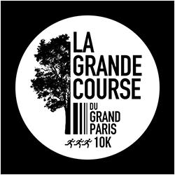 La Grande Course du Grand Paris : 10k pour un dossard logo