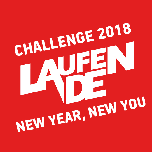 Laufen.de New Year - New You