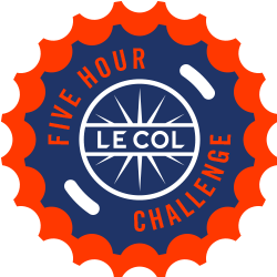 Le Col 5 Hour Challenge