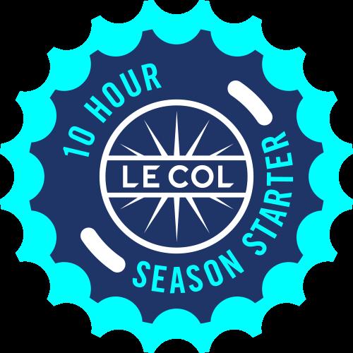 Le Col Season Starter