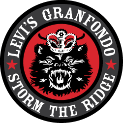 Levi's GranFondo: Storm The Ridge logo