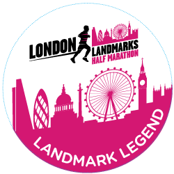 London Landmarks Half Marathon Final Mile