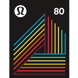 lululemon 40 | 80 Challenge