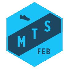 February MTS logo