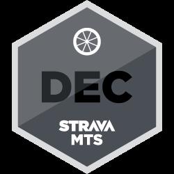 December MTS logo