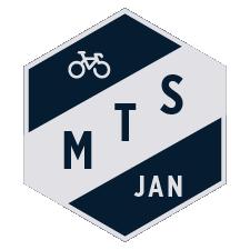 January MTS logo