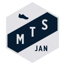 January MTS logo