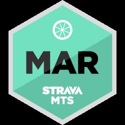 March MTS logo