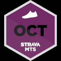 October MTS logo