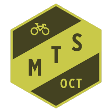 October MTS logo