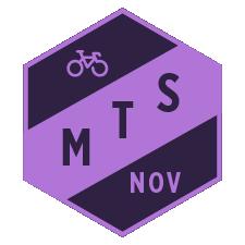 November MTS logo