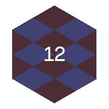 Distance Challenge: Dezember-Logo