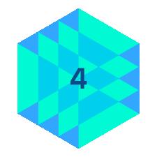 April Running Distance Challenge logo