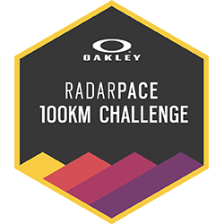 Logo di Oakley Radar Pace: 100
