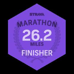 October 2013 Marathon