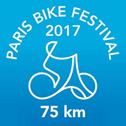 Paris Bike Festival - Challenge 75 km logo