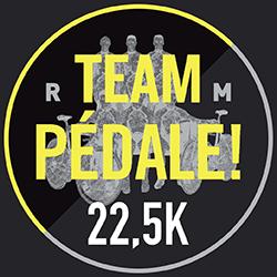 Challenge Robert Marchant Team Pédale ! logo