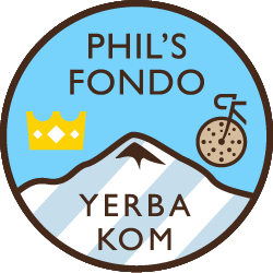 Phil's Cookie Fondo: Yerba Buena Hill Climb
