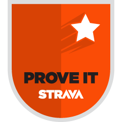 Prove It - Run logo