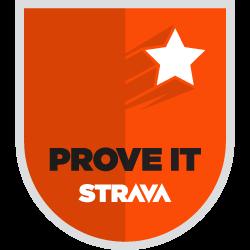 Prove It - Run logo