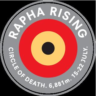 Rapha Rising Challenge
