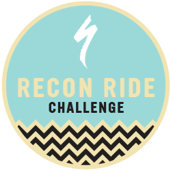 Specialized Recon Ride: La Course Edition logo