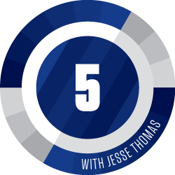 Red Bull Ready with Jesse Thomas logo