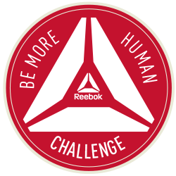 Reebok Be More Human Challenge
