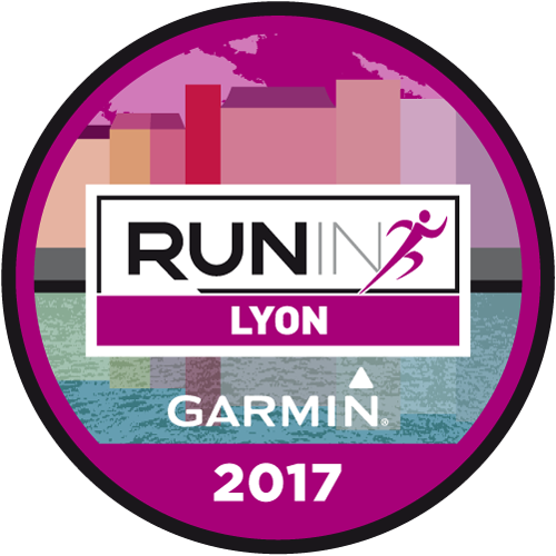 Run In Lyon x Garmin