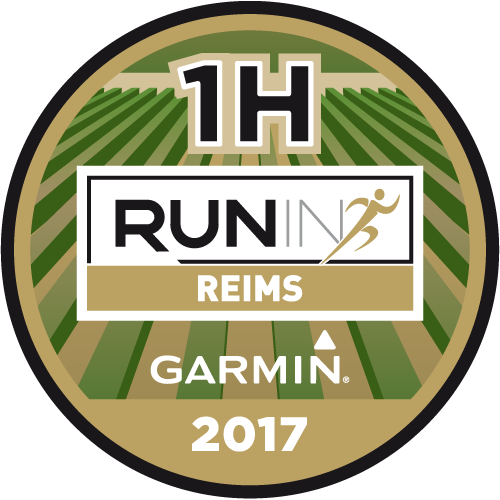 Run in Reims x Garmin