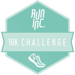 RunInc. 10K Challenge logo