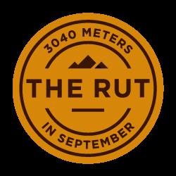 The Rut Climbing Challenge logo