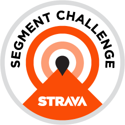 Marin County Cycling Club: Challenge #6 logo