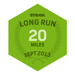September 2013 Long Run logo