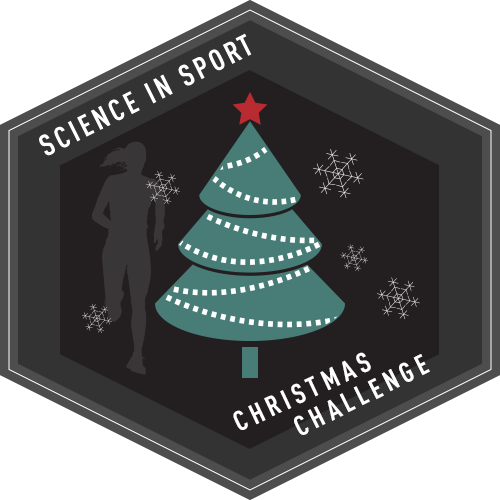 Science in Sport Christmas Challenge logo