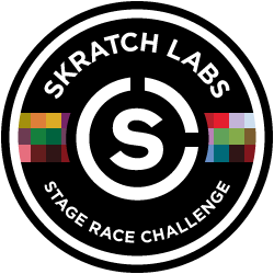 Skratch Labs Stage Race Challenge logo