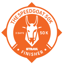 The Speedgoat 50k Challenge