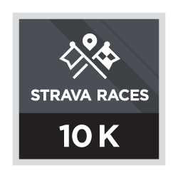 Strava Races 10k