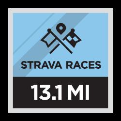 Strava corre la media maratón