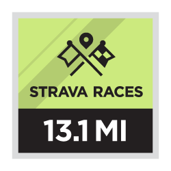 Strava 半程馬拉松路跑賽