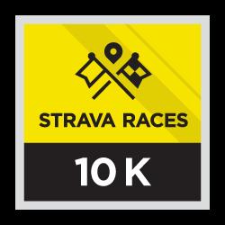 Carrera Strava de 10 km