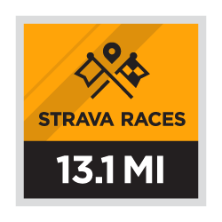 Strava Races Half Marathon